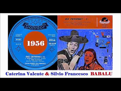Caterina Valente & Silvio Francesco - Babalu (Vinyl)