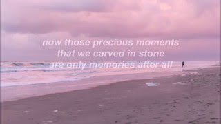 memories by shawn mendes lyrics