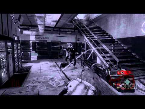 Black Ops: Zombie Ascension DLC - Call of Duty Gameplay - YouTube on