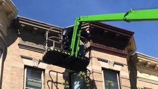 Innovation Construction Co - Exterior Cornice Painting Brooklyn N.y