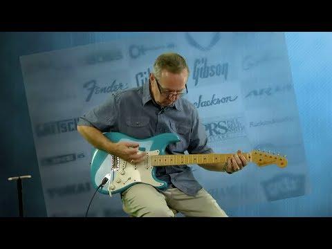 Fender Custom Shop 56 RI Taos Turqouise