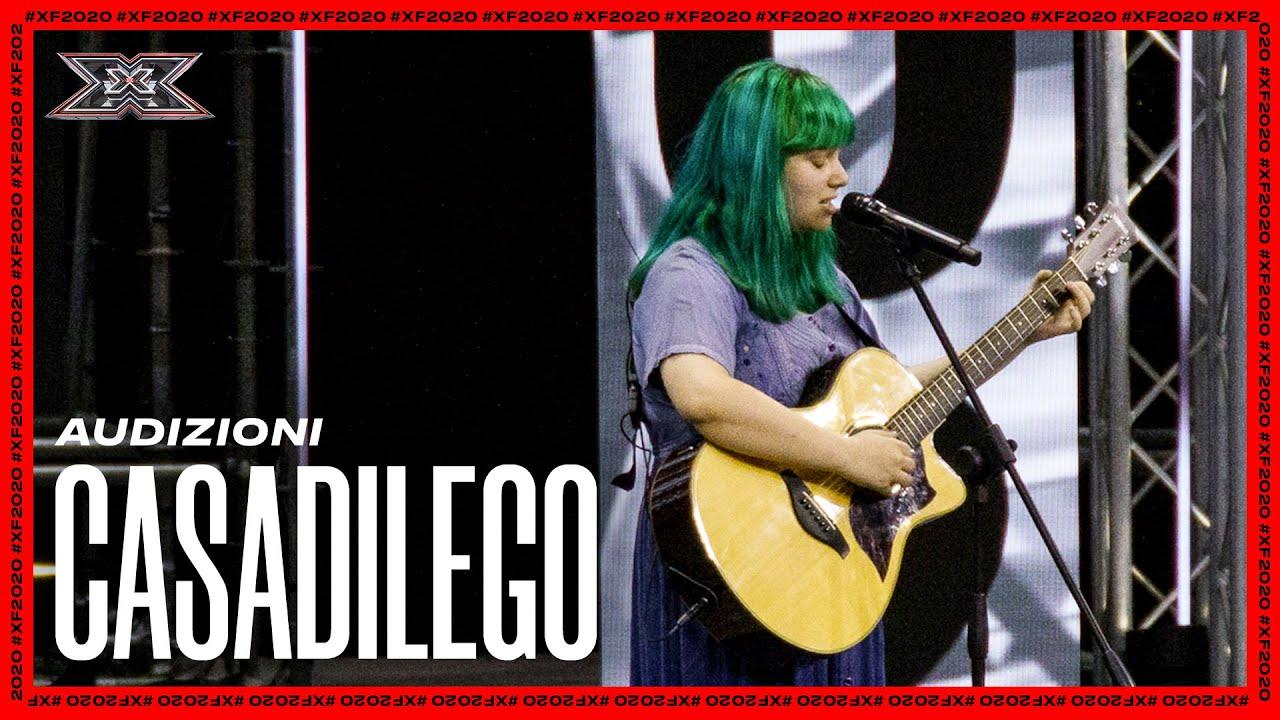Download Manuel Agnelli piange per CASADILEGO | AUDIZIONI 1 X FACTOR 2020