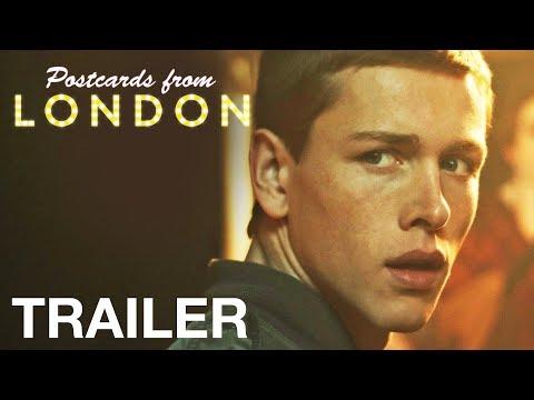 Postcards From London - Harris Dickinson - UK Official Trailer - In Cinemas Nov. 23