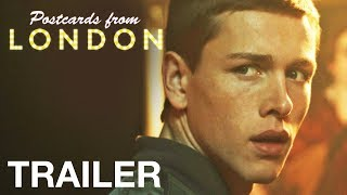 POSTCARDS FROM LONDON - Harris Dickinson - Trailer - Peccadillo