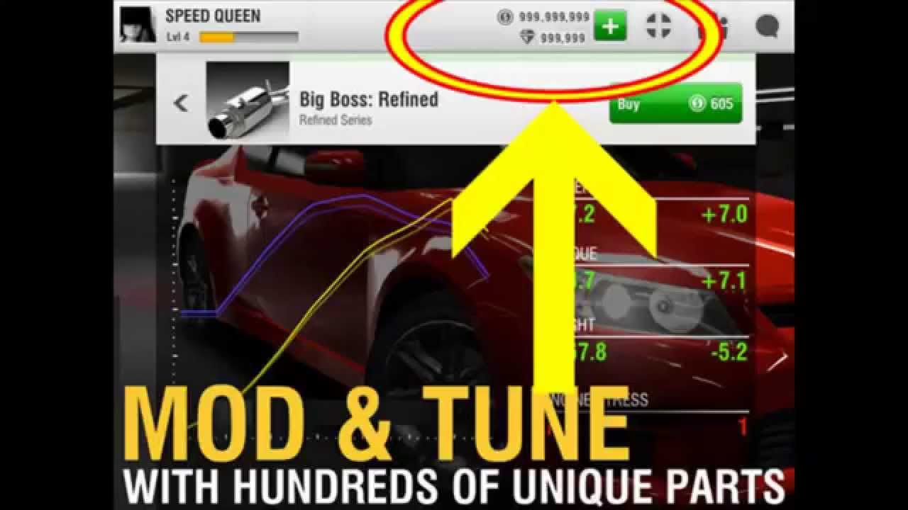 how to hack racing rivals on iphone 6s