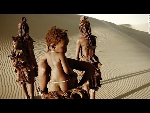 West Africa  Tribes of Africa  different cultures  Dance Himba