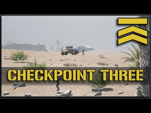Checkpoint Three - Squad Operation: Stampede 1-Life Event Full Match