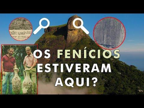 Os fenícios estiveram no Rio de Janeiro (antes dos portugueses)?