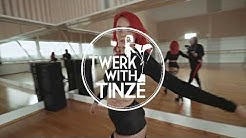 In My Bed | Rotimi, Wale | Tinze choreography #tinzetwerktuesday