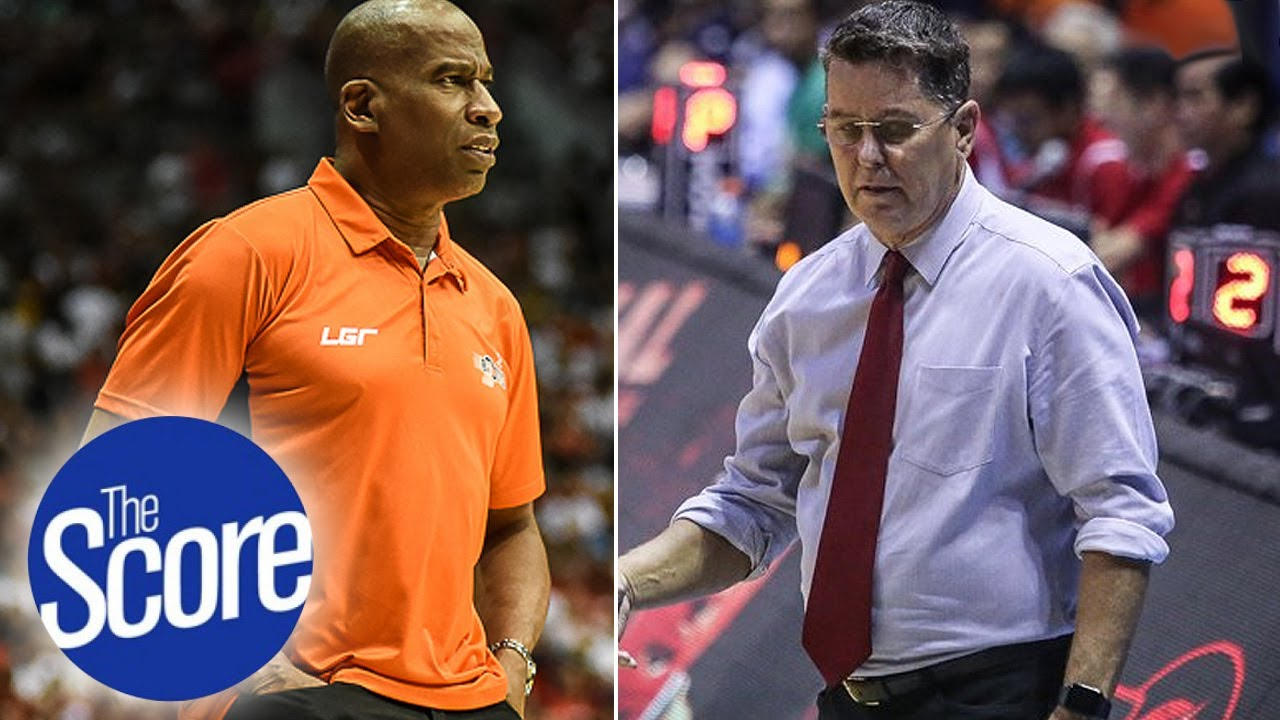 Watch This Tim Cone + Norman Black Conversation If You Want To Be a Great Coach | The Score