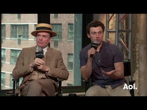 """Jefferson Mays & Bryce Pinkham on """"A Gentleman's Guide to Love and Murder"""""""