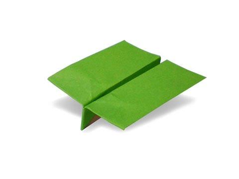 Cách gấp, xếp máy bay bằng giấy origami phi xa, cao, lâu - Hướng dẫn kiểu 10