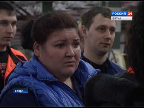 визит Игоря Васильева в Кирс(ГТРК Вятка)