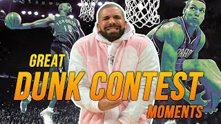 Great Dunk Contest Moments | NBA All-Star 2018 Promo ᴴᴰ