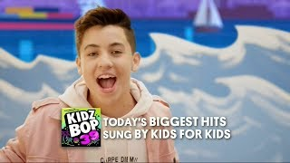 Kidz Bop 39 (Extended Promo) Available Everywhere Friday, January 18