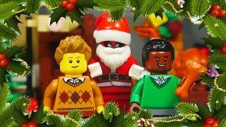 LEGO Thanksgiving vs Christmas Part 2
