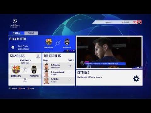 uefa champions league 2020 standings