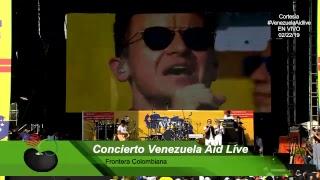#EnVivo Concierto #VenezuelaAidLive 02-22-2018