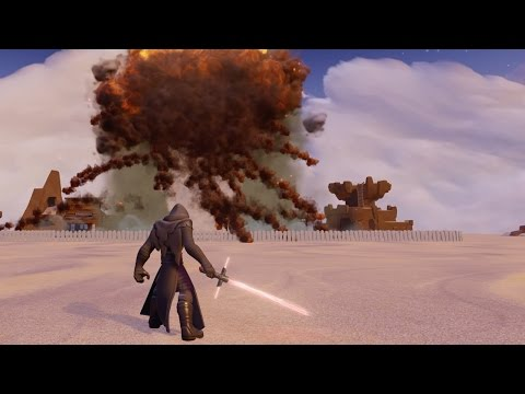 Disney Infinity 3.0 - How To Create An Atom Bomb