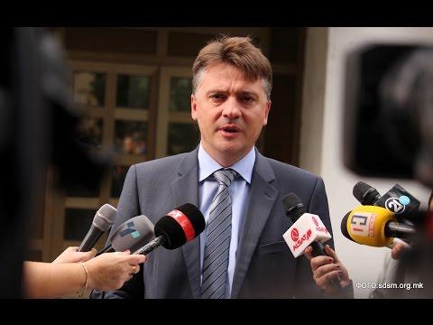 Единствено ВМРО-ДПМНЕ и ДУИ бегаат од фер избори!