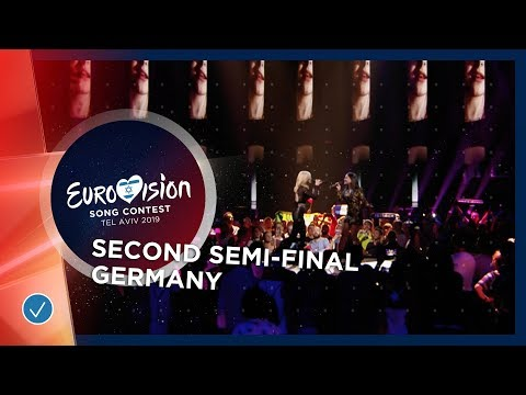 S!sters - Sister - Germany - LIVE - Second Semi-Final - Eurovision 2019
