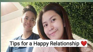 Tips for a Happy Relationship Vlog#12