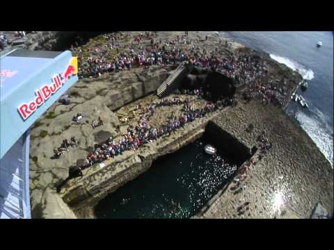Yes, There Is A Cliff Diving World Series And Yes, The Cliffs Are Insane | HuffPost Life