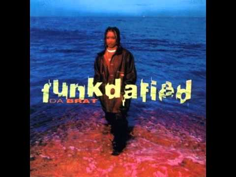Da Brat - Funkdafied 1994 full album vinyl