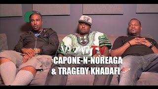 Capone, Noreaga & Tragedy Khadafi Speak On Rappers Being Leaders