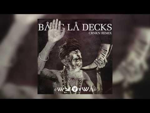 Bang La Decks - Utopia (CRNKN Remix) [Cover Art]