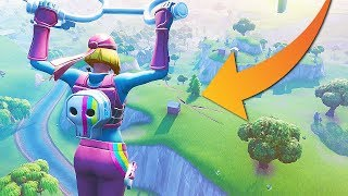 The Fortnite Earthquake has started... (Season 8)