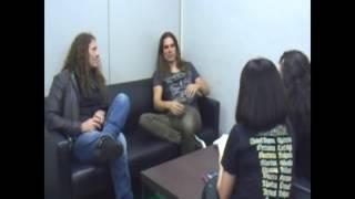 10月にLOUD PARK 2013で来日を果たした ANGRA のギタリスト、キコ・ルー...