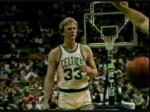 1984 NBA Finals: Lakers at Celtics, Gm 1 part 3/12