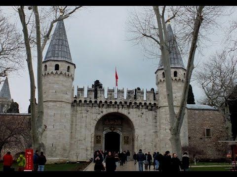 istanbul, Topkapı palace, Turkey