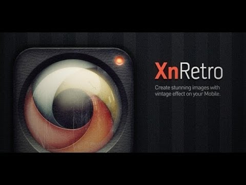 XnRetro [iPhone] Video review by Stelapps