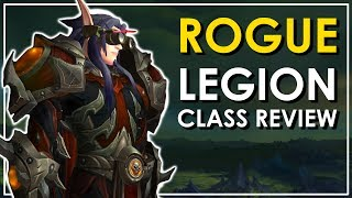 The Rogue - Legion Class Review Is It Fun Outlaw Subtlety Assassination
