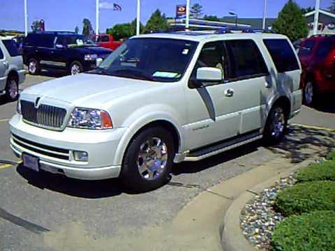 2006 lincoln navigator youtube. Black Bedroom Furniture Sets. Home Design Ideas