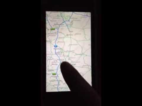 Map generalization in iOS7