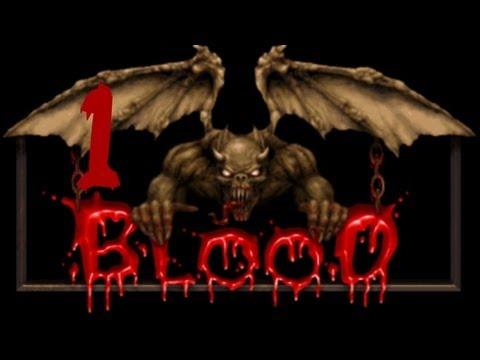 Прохождение Blood. Часть 1 - I live... again.