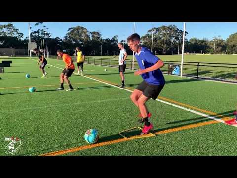 GROUP SOCCER TRAINING IDEAS | Joner Football