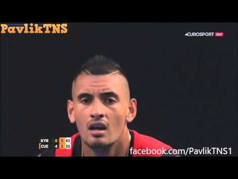 Nick Kyrgios vs Pablo Cuevas Highlights ᴴᴰ Australian Open 2016