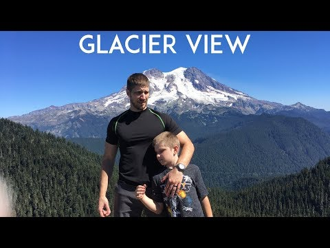 Glacier View, WA - September, 2018