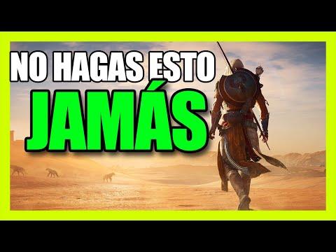ASSASSINS CREED ORIGINS La MÁSCARA Del LAGARTO (PS4) 2019 ✅