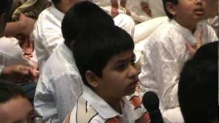 BHARGAV: Naman Karoon Mein Guru Charanam
