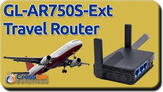 GL-AR750S Travel Router
