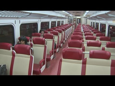 What it's like to ride Metro-North