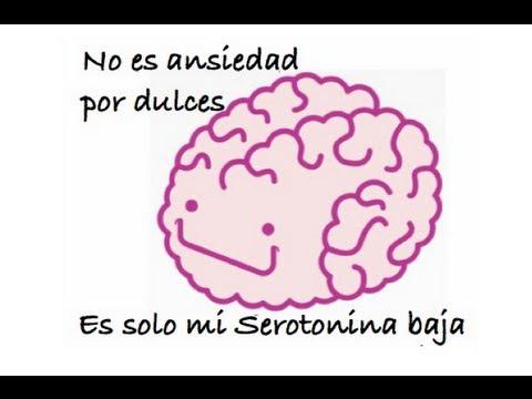Falta de serotonina efectos