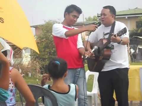 PUSONG BATO - version ni Joel Costa Malabanan para sa Labor Day (May 1, 2013)