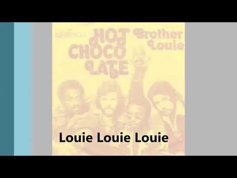 Brother Louie - HOT CHOCOLATE  ( Lyrics ιincluded by Vasilis)