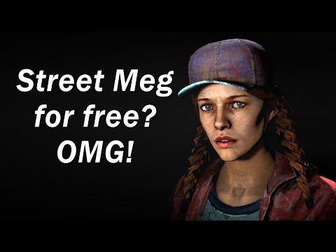 Dead By Daylight| Free Street Meg?! Red Hag dress?